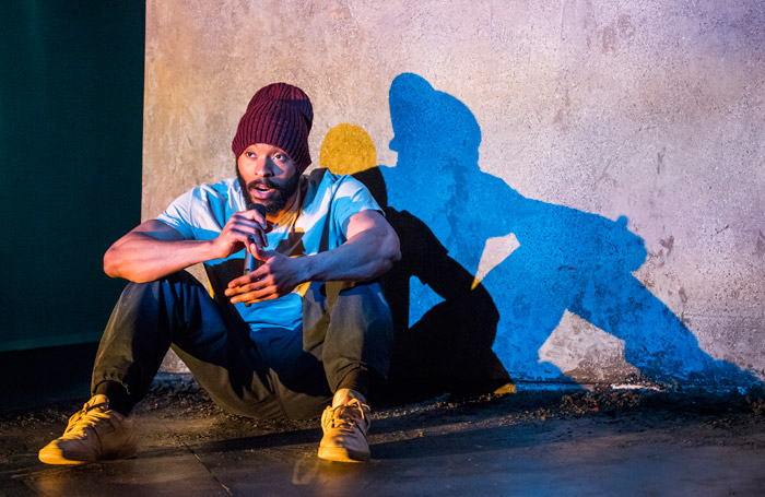 'Misty' at Bush Theatre. Photo: Tristram Kenton