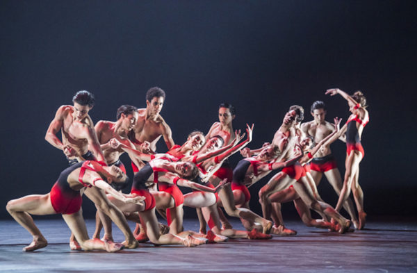 Review: The Vertiginous Thrill of Exactitude / Tarantella / Strapless / Symphonic Dances at the ROH