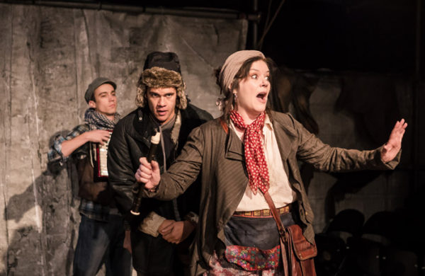 Review: Mother Courage and Her Children at Southwark Playhouse