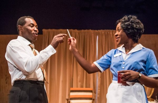 Review: The Mountaintop at the Young Vic