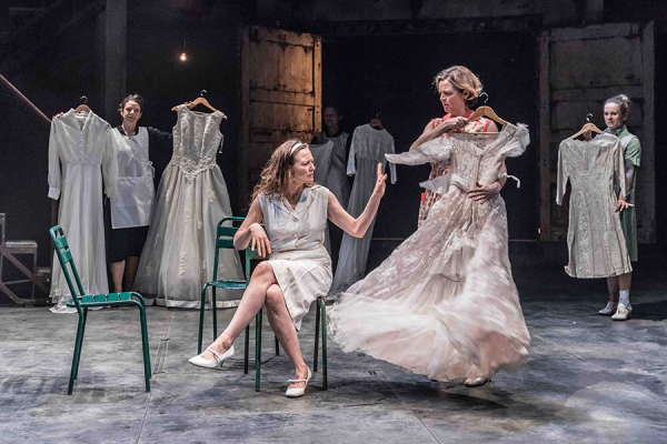 Review: My Brilliant Friend at the Rose Theatre Kingston