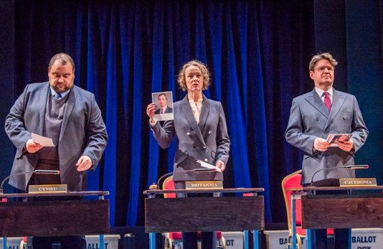 Review: My Country; A Work in Progress at the National Theatre