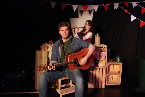 Review: Whey Down South at The Lab, Theatre Royal Plymouth