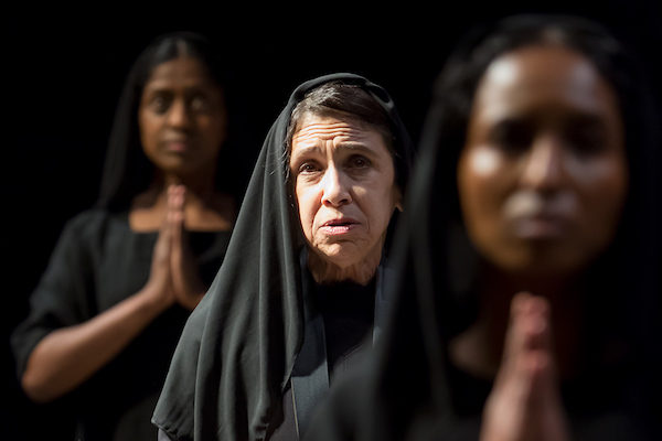 Guest Review: The House of Bernarda Alba at the Manchester Royal Exchange