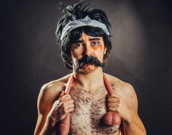 Edinburgh Review: Natalie Palamides: Nate at Pleasance Courtyard