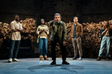 Review: Nine Lessons and Carols at Almeida Theatre