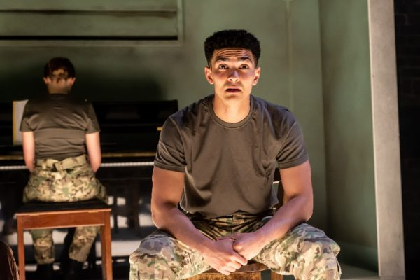 Review: Not Talking at the Arcola Theatre