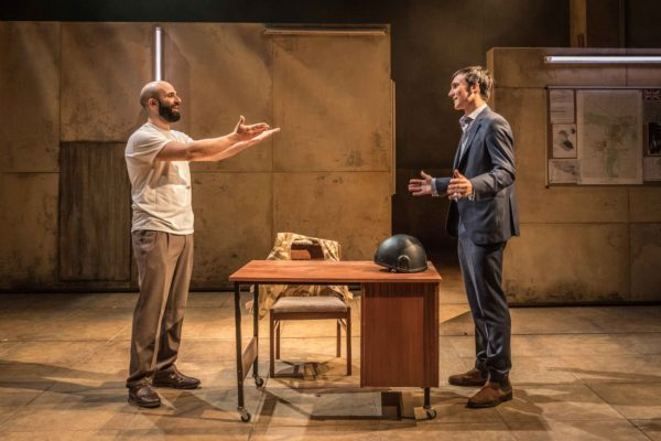 Review: Occupational Hazards at the Hampstead Theatre