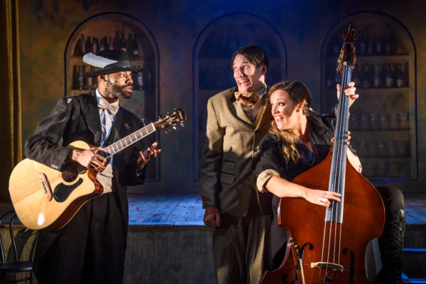 Review: Twelfth Night at Wilton's Music Hall