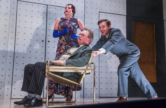 Review: Once In A Lifetime at the Young Vic