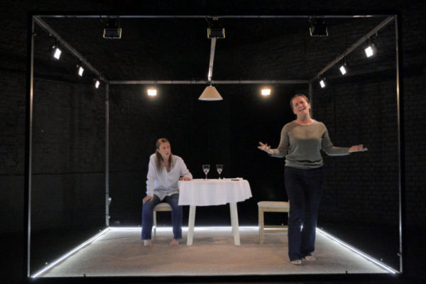 Review: Rattle Snake at the Soho Theatre