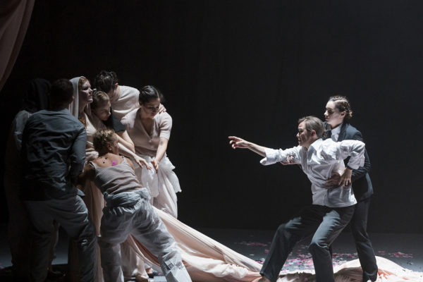 Orfeo ed Euridice at Galway International Arts Festival. Photo: Patrick Redmond