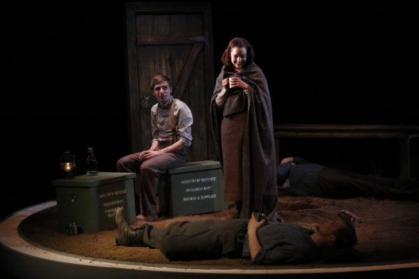 Review: Outlying Islands at the Samuel Beckett Theatre, Dublin