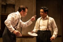 Review: The Dumb Waiter at Hampstead Theatre