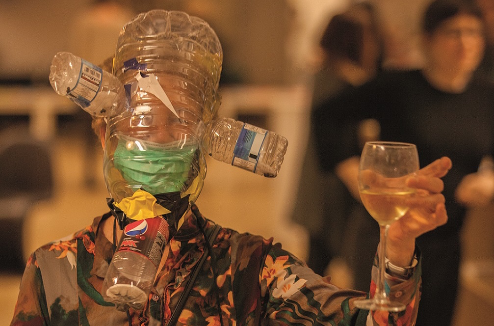 Party Skills at the End of the World at MIF. Photo: Donald Christie.