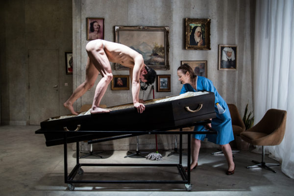 Review: Mother at London International Mime Festival
