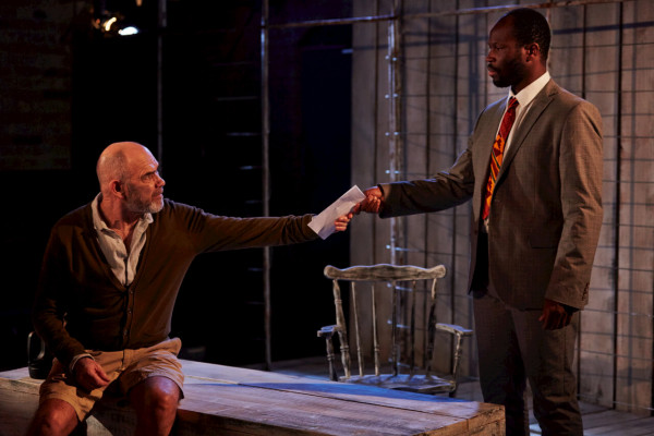 After Independence at the Arcola Theatre.