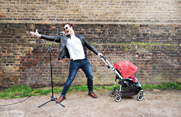 Edinburgh fringe review: Phoenix by Richard Marsh and Jessica Sharman