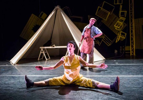 Review: Pinocchio at the Festival Theatre, Edinburgh