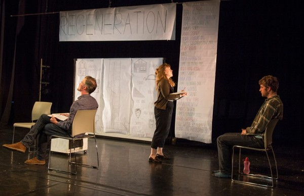 Review: Regeneration at Wardrobe Theatre