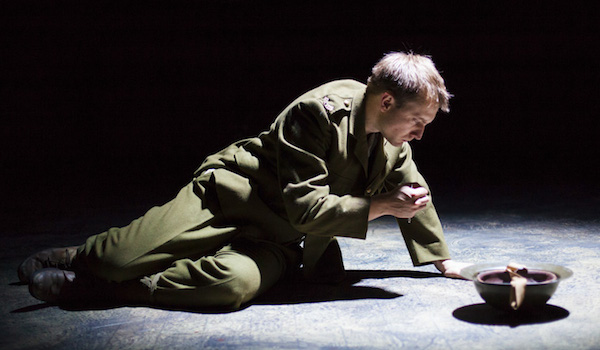 Private Peaceful at the Tobacco Factory