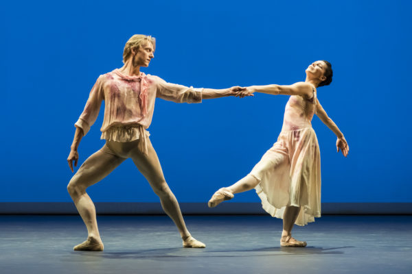 Pure Dance at Sadler's Wells. Photo: Johan Persson