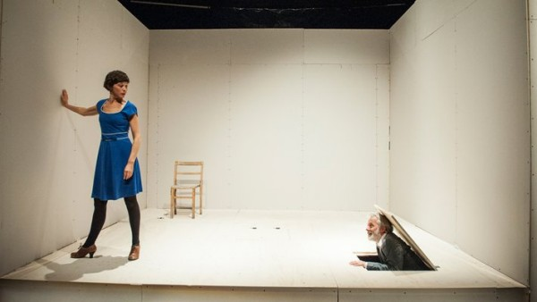Review: Negative Space at Contact
