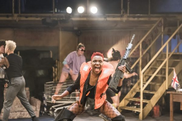 Review: Jubilee at the Lyric Hammersmith
