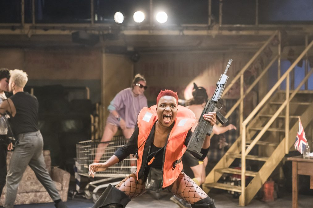 Jubilee at the Lyric Hammersmith. Photo: Johan Persson