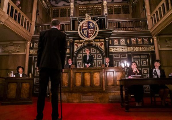 Review: The Ralegh Trial at Shakespeare's Globe