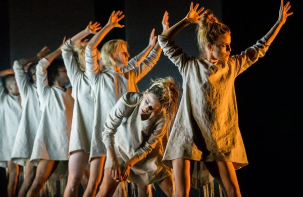 Review: Rambert: Murder, Mystery and a Party at Sadler's Wells