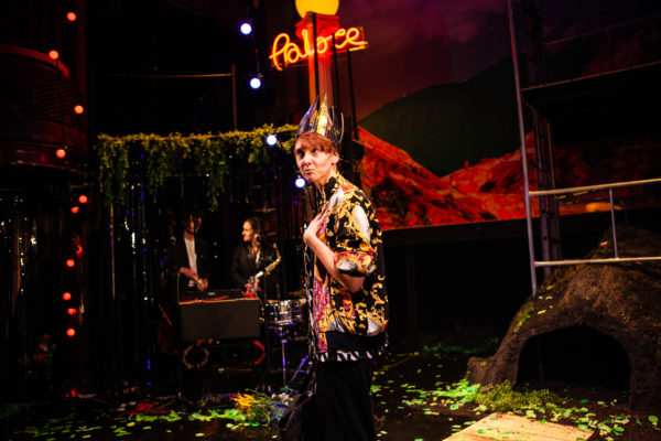 Review: Rapunzel at the egg, Bath