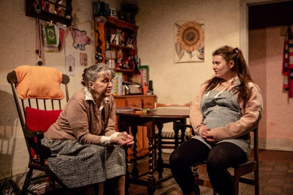Review: Reared at Theatre503