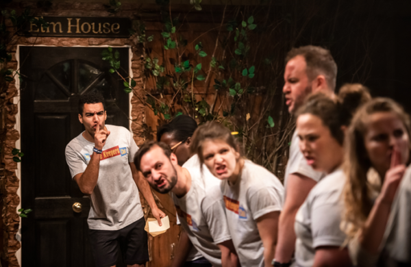 Review: Return to Elm House at Battersea Arts Centre