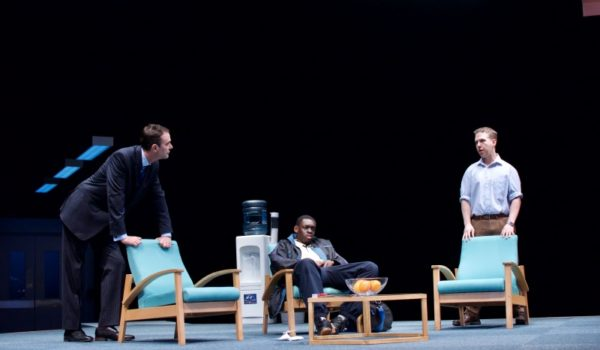 Review: Blue/Orange at Birmingham REP