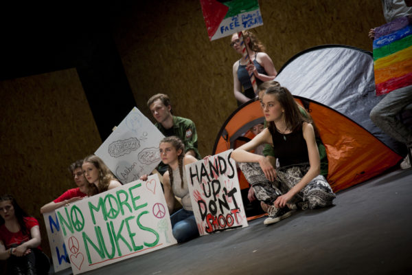 Review: Rising at the Abbey Theatre