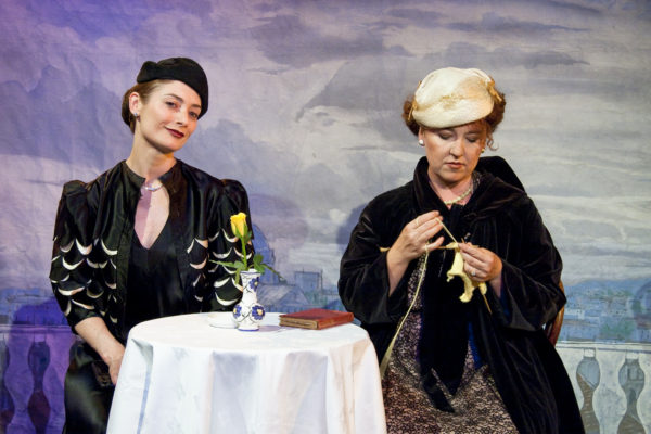 Review: Roman Fever at Bewley's Café Theatre, Dublin