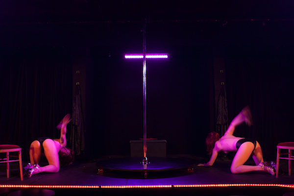 My Big Sister Taught Me This Lapdance at IBT17. Photo: James Allan.