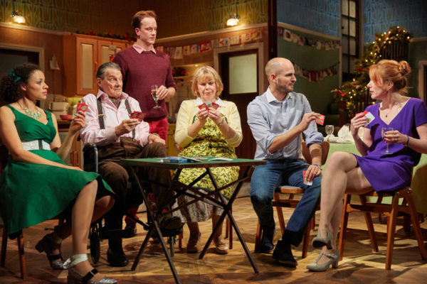 Review: Rules For Living at the Theatre Royal Brighton