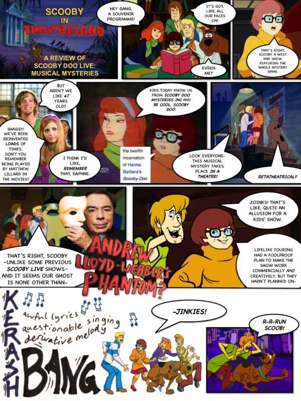 SCOOBY REVIEW 1-2
