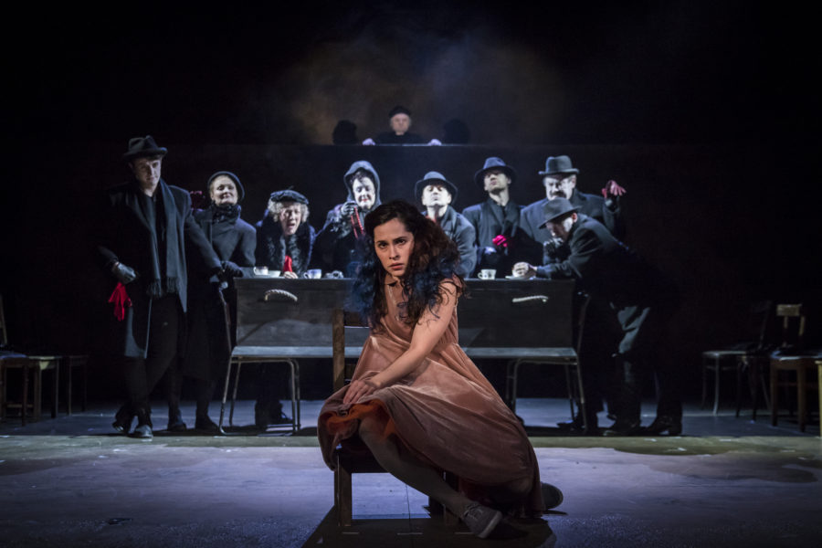 The Red Shoes, Gate Theatre, Dublin. Photo: Ste Murrary.