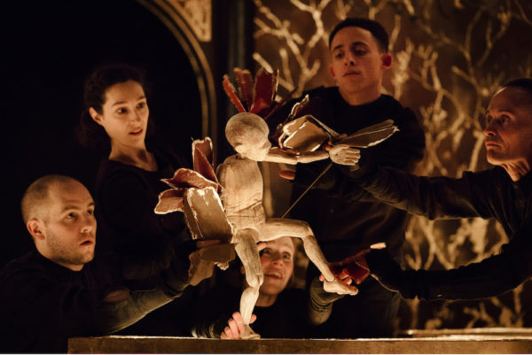 Review: Vivaldi's The Four Seasons: A Reimagining at the Sam Wanamaker Playhouse