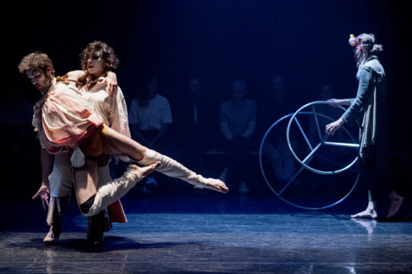 Wild Card: Stefan Jovanović - Constellations at Sadler's Wells. Photo: Camilla Greenwell.