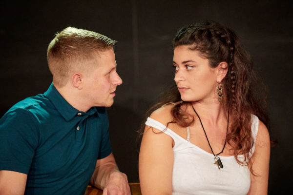 Review: Sacrifice at the Soho Theatre