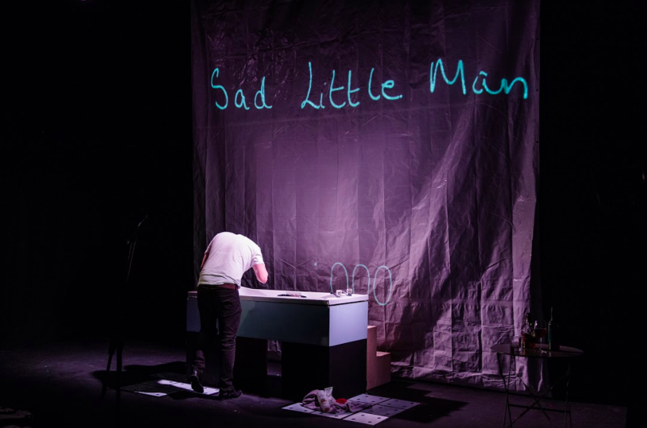 Sad Little Man at the New Diorama Theatre.