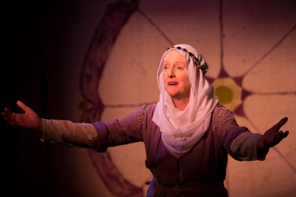 Review: Hilda and Virginia at Jermyn Street Theatre