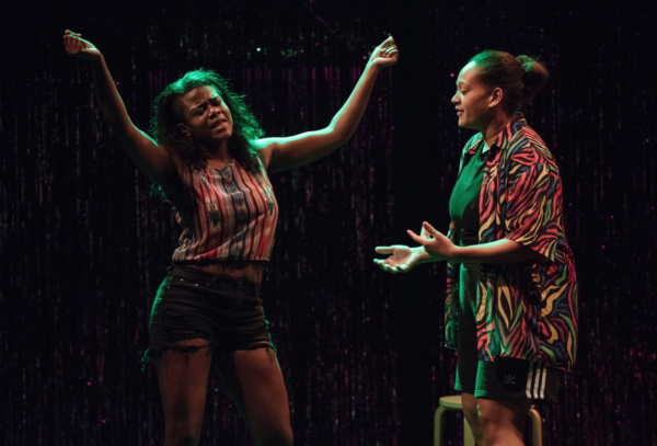 An Odyssey of Onstage Queer Orgasms