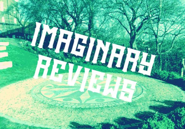 Imaginary Review: For the Love of it All
