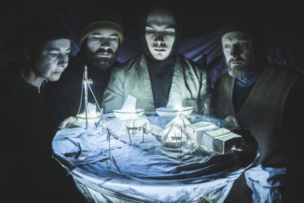 Review: Shackleton at the Tron Theatre, Glasgow
