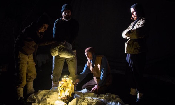 Review: Shackleton at the Factory Performance Space